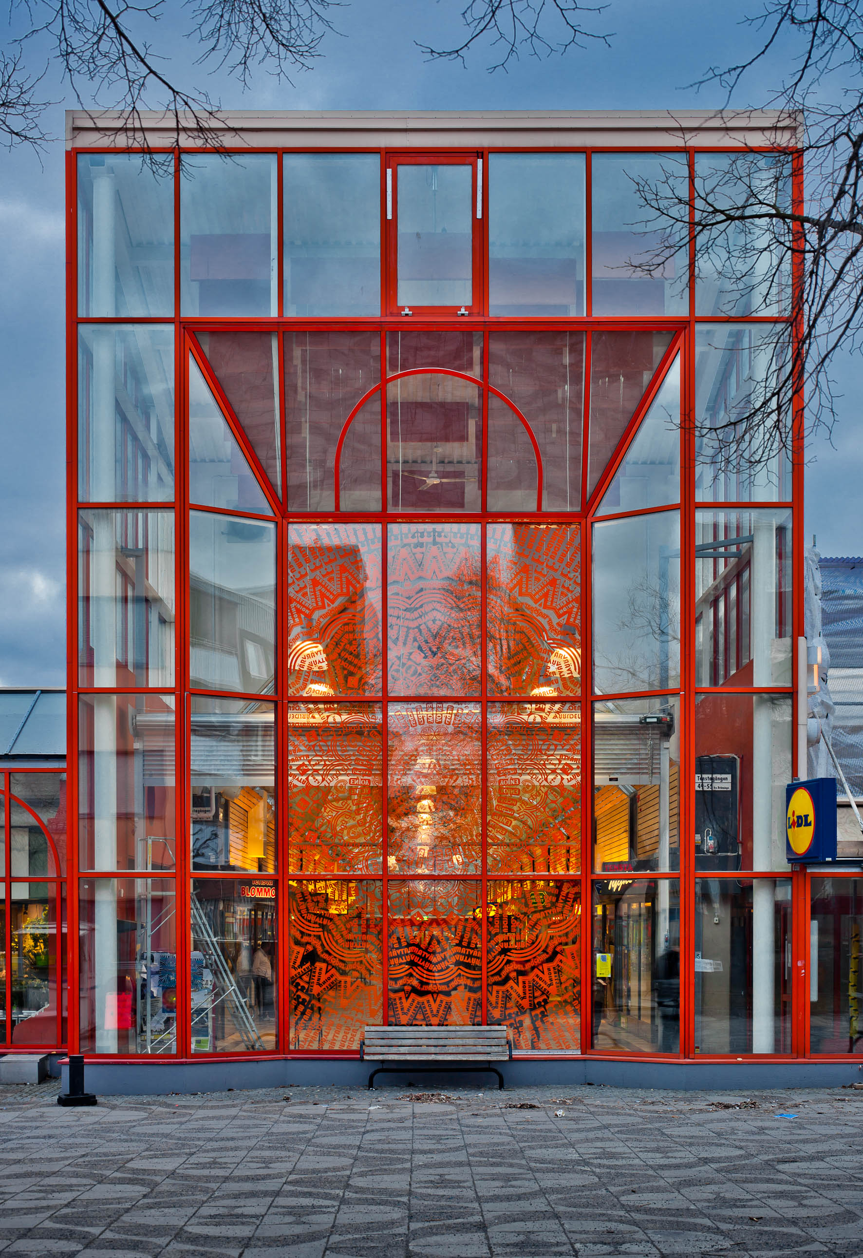 Abstract Possible: The Stockholm Synergies, Tensta centrum, 2012